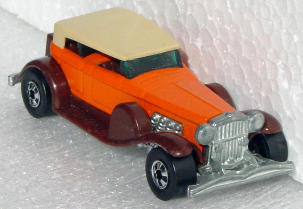 Blackwalls 9649 A 2 - 31 Doozie Orange