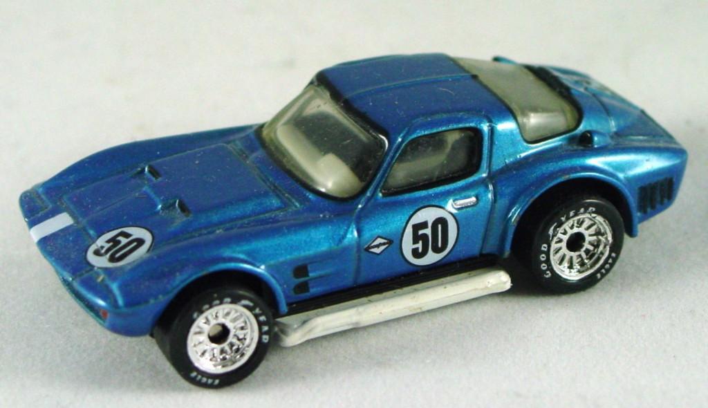 Pre-production 02 G 20 - 65 Corvette Gran Sport 50 black window trim made in China DECALS