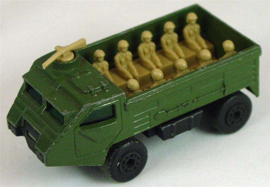 Brazilian 54 C 5 - Personnel Carrier Olive TAB BASE