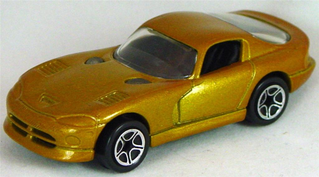 Pre-production 01 G 9 - Viper GTS GOLD C Gold made in Thailand 5-spoke concave