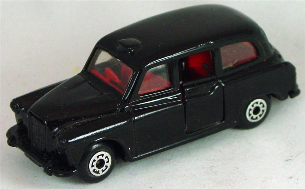 Pre-production 04 E 10 - Taxi FX4R Black 5A made in China