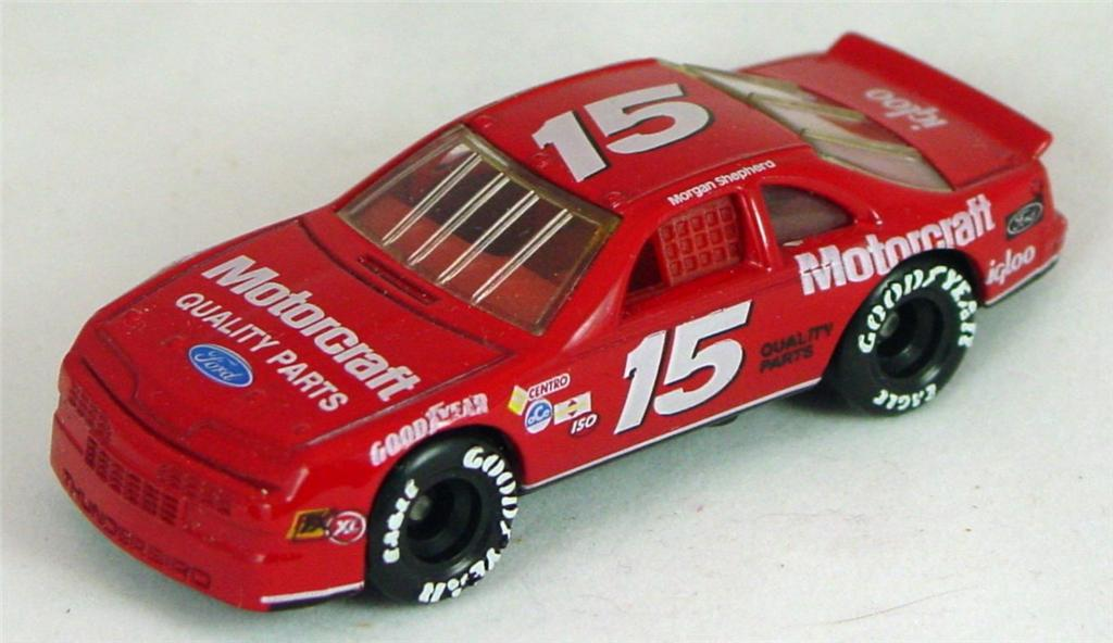 Pre-production 07 G 1 - Ford T-Bird Red 15 Motorcraft made in China