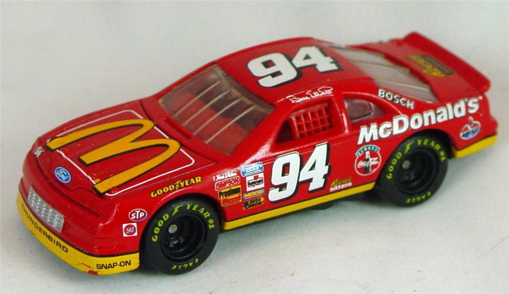 Pre-production 07 G - Ford T-Bird Red 94 MacDonalds made in China