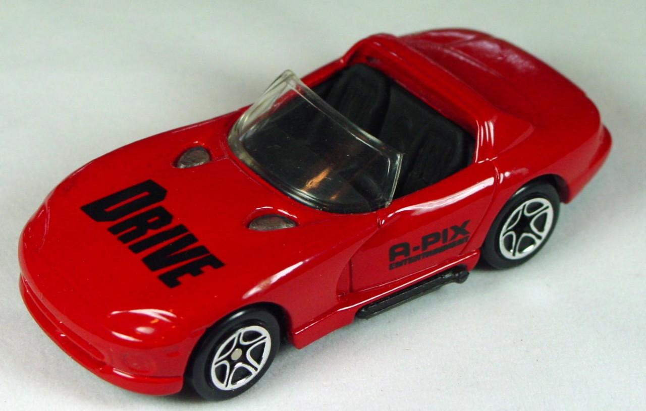 ASAP-CCI 10 F 29 - Dodge Viper Red A-pix Entertainment/Drive ASAP