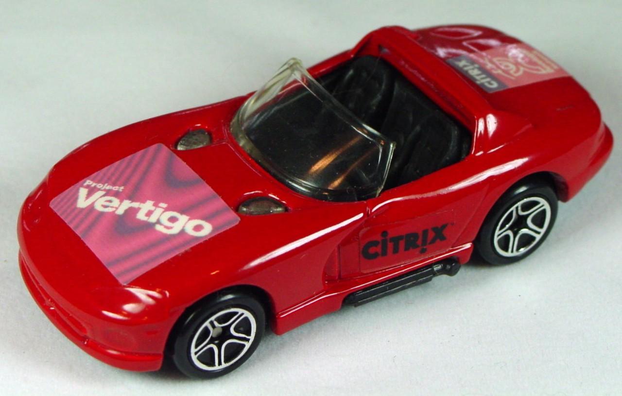 ASAP-CCI 10 F 71 - Dodge Viper Red Project Vertigo/Citrix ASAP