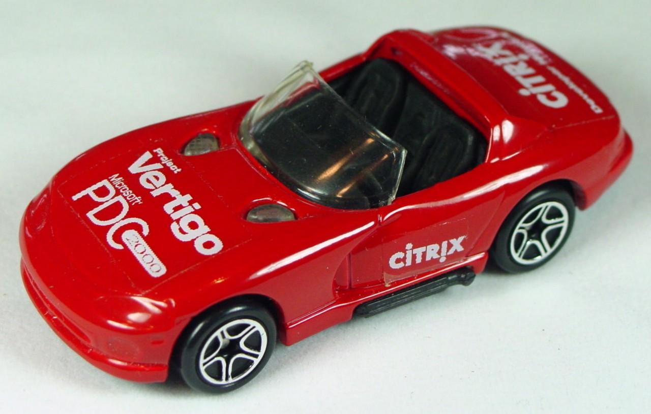 ASAP-CCI 10 F 72 - Dodge Viper Red Citrix Vertigo ASAP