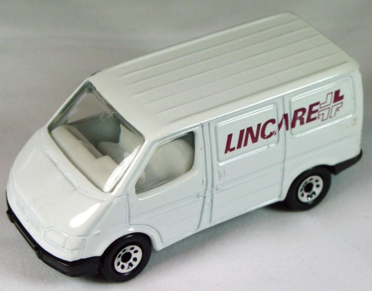 ASAP-CCI 15 K 62 - Ford Transit Van White Lincare ASAP