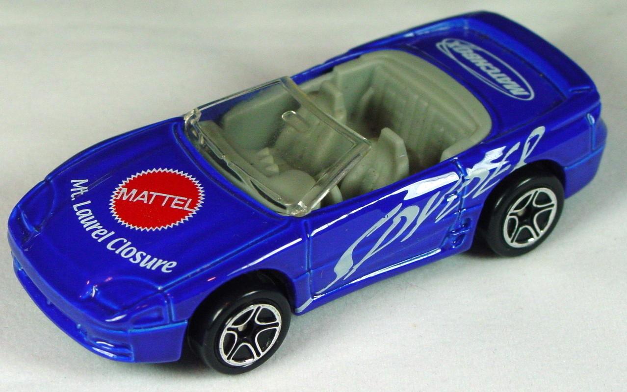 ASAP-CCI 28 L - Mitsubishi BLUE Mattel MtLaurelClosureCCI <10