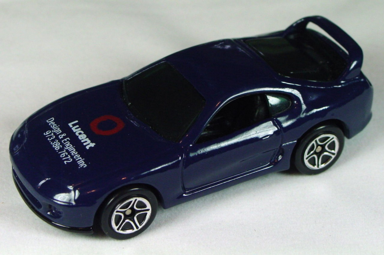 ASAP-CCI 30 G 22 - Toyota Supra dark Blue Lucent Design/EngineeringASAP