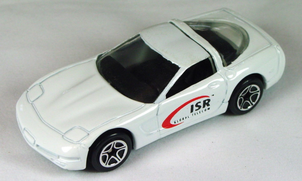 ASAP-CCI 04 F 75 - 97 Corvette White ISR Global Telecom/Perot Sys ASAP