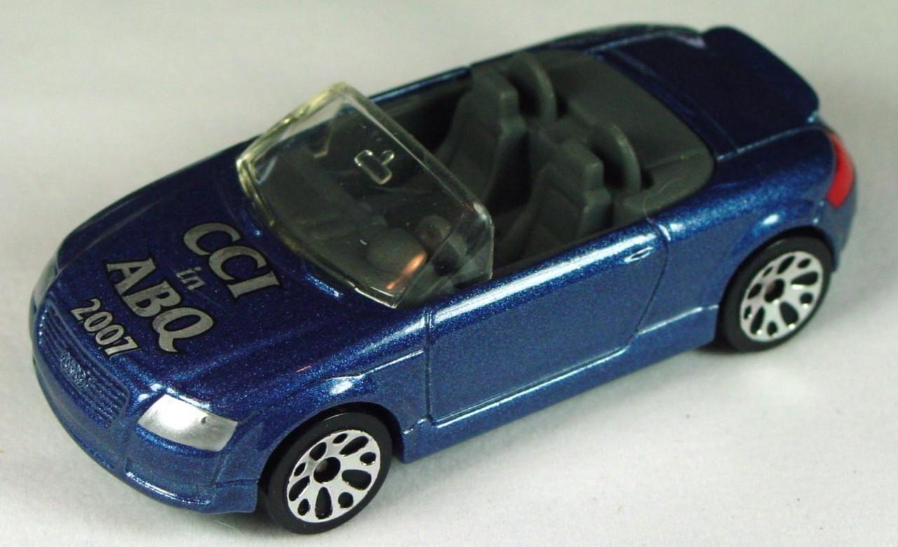 ASAP-CCI 04 G - Audi TT Roadster met Blue CCI in ABQ 2007 CCI