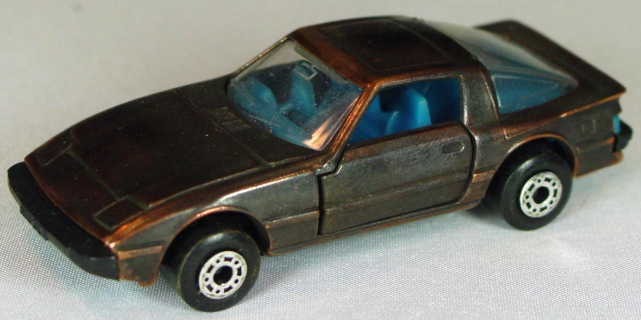 Bulgarian 31 E - Mazda RX7 Bronze blue interior