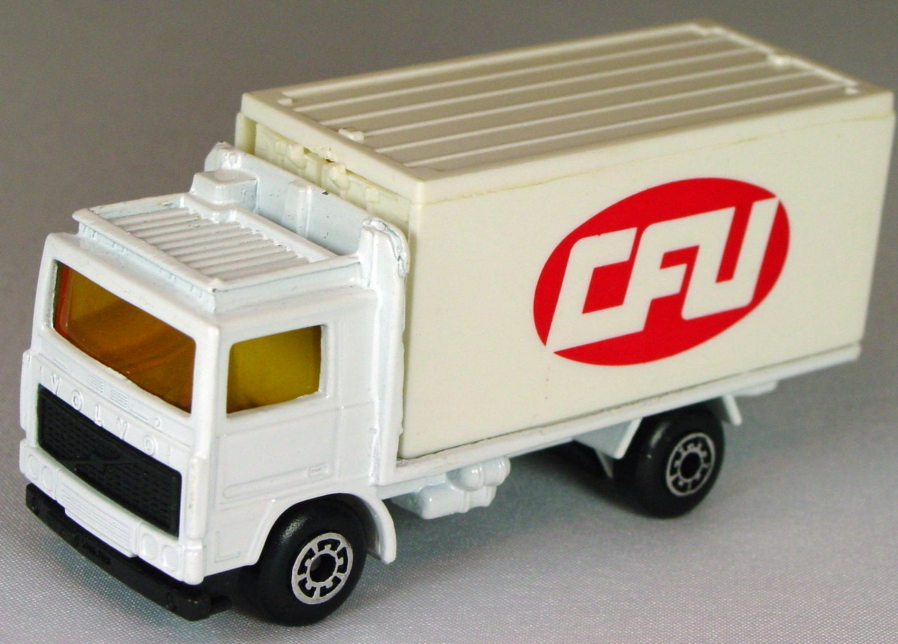 ASAP-CCI 20 D 45 - Volvo Cont Truck White and White red CFU made in China ASAP