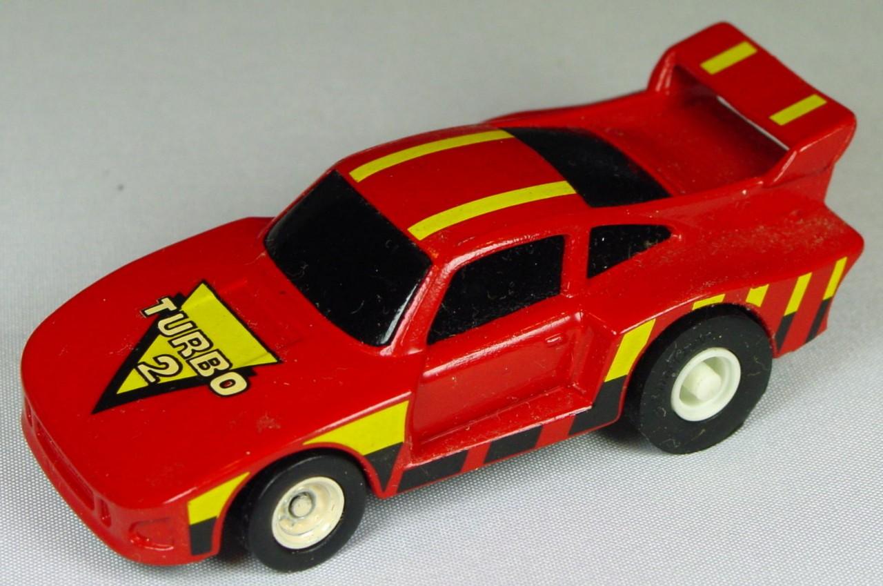 Pre-production - Porsche Turbo 2 Red Made in Macau