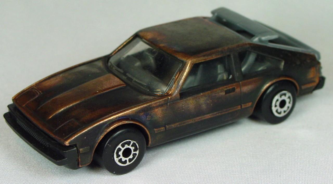 Bulgarian 39 C - Toyota Supra Bronze grey interior black base grey hatch