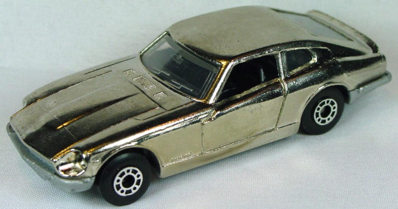 Bulgarian 67 C - Datsun 260Z Chrome sil-grey base