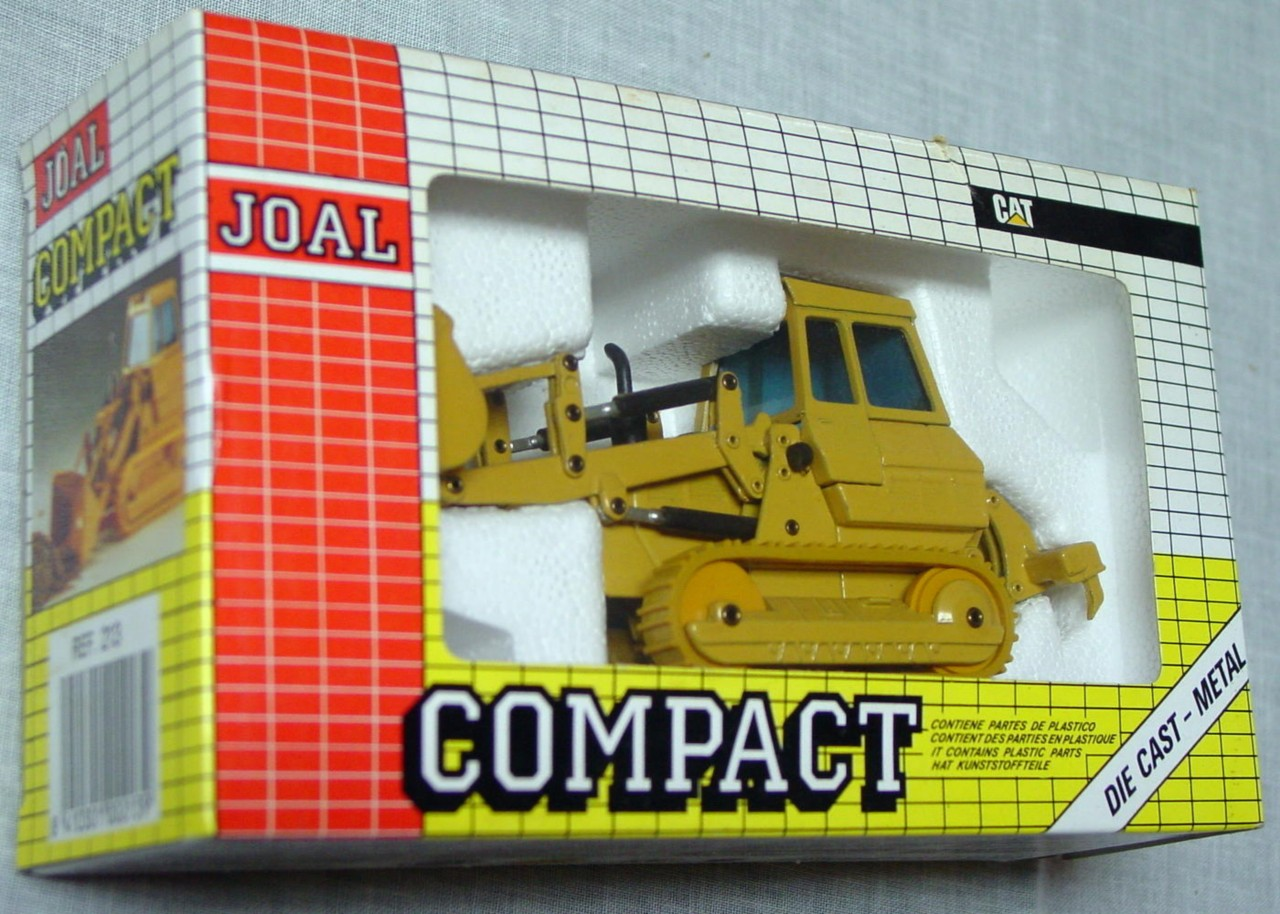 50 - JOAL 213 Catalog 955L Track Loader 1:70