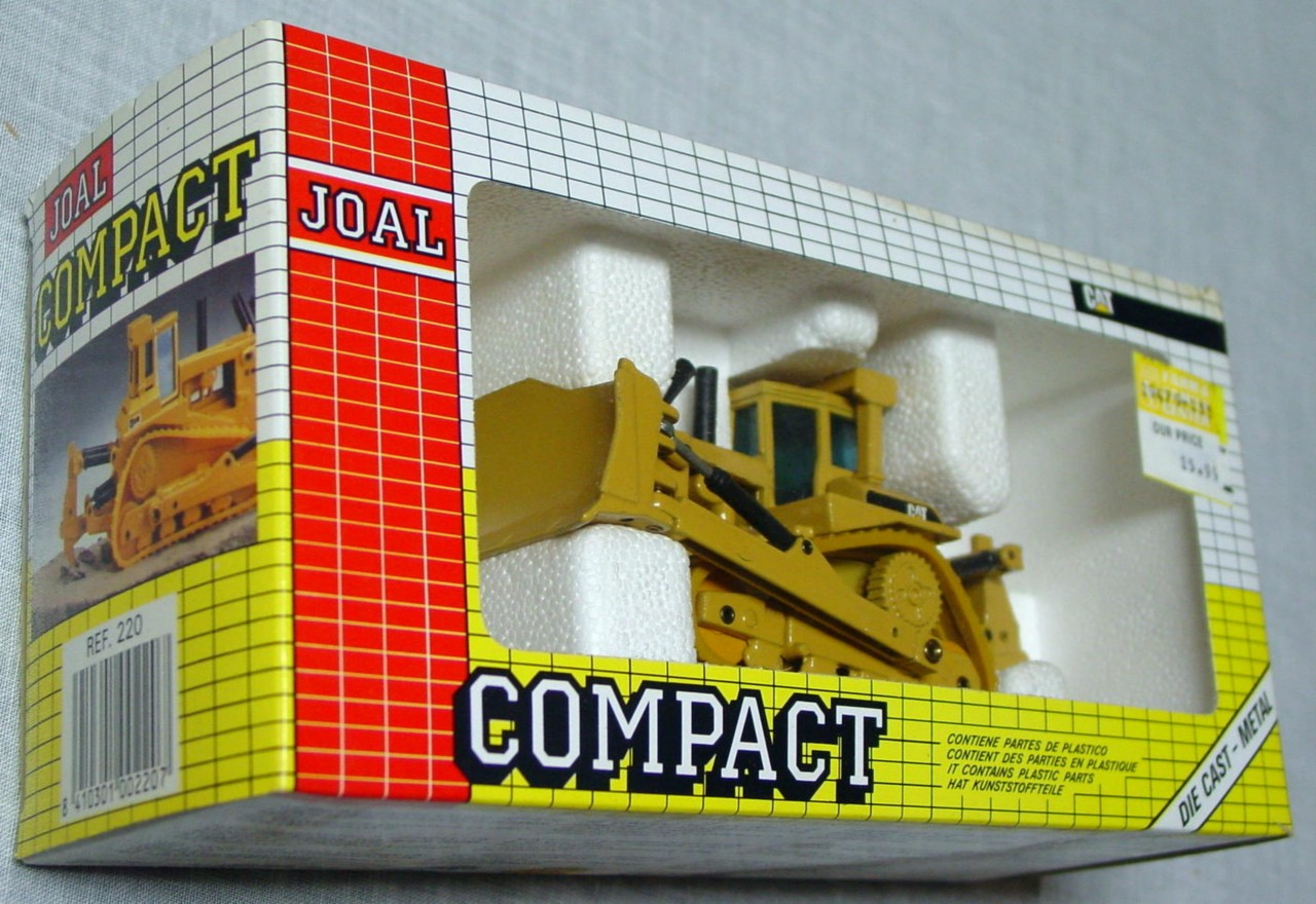 50 - JOAL 220 Catalog D10 Chain Tractor 1:70