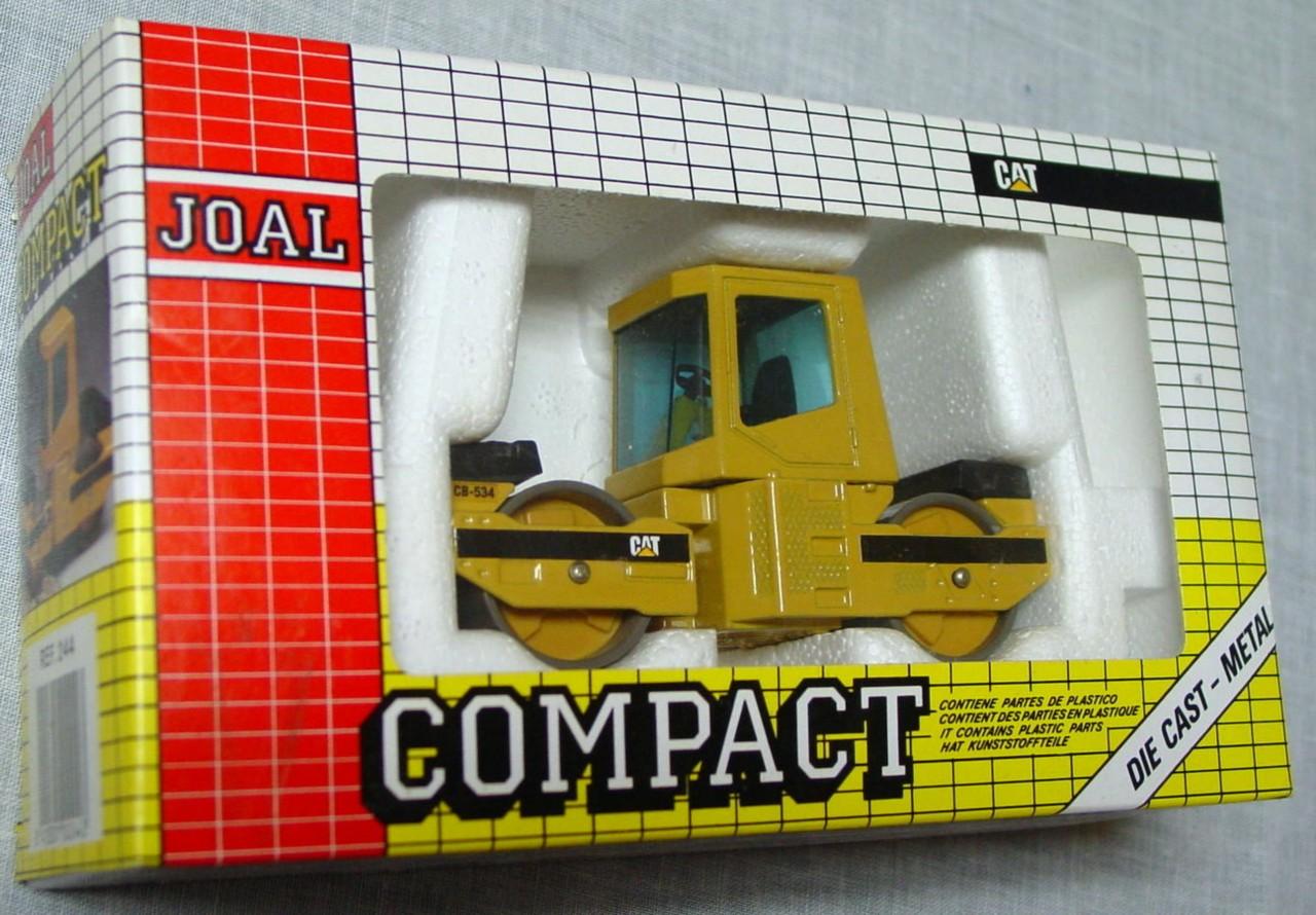 50 - JOAL 244 Catalog CB534 Vibratory Compactor 1:50