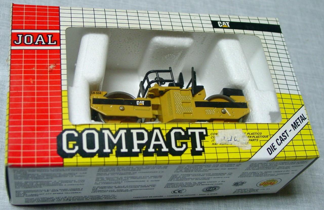 50 - JOAL 248 Catalog CB534 Vibratory Compactor 1:50