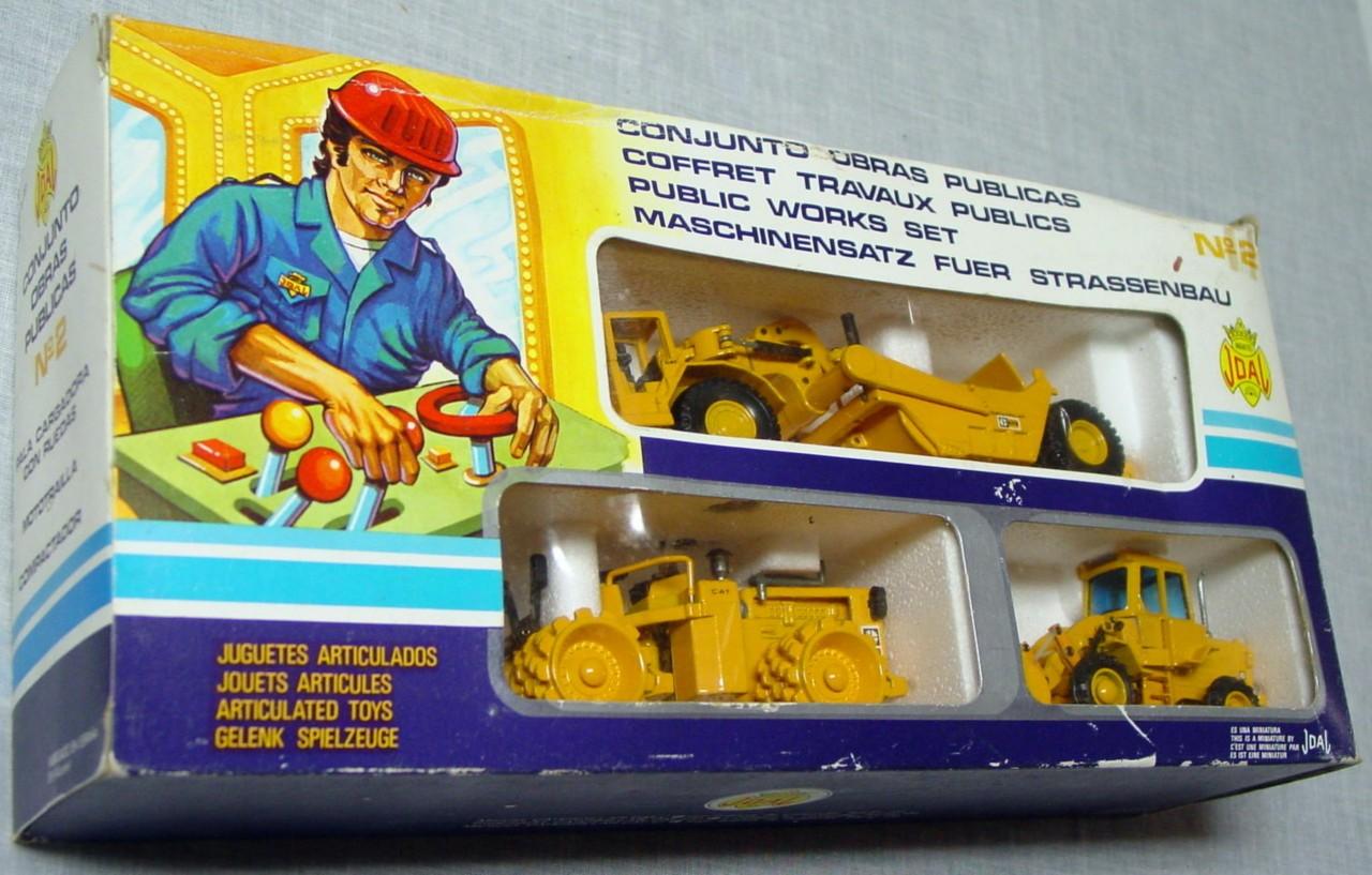 50 - JOAL 351 6310 Scraper/825BCompact/920WheelLoader