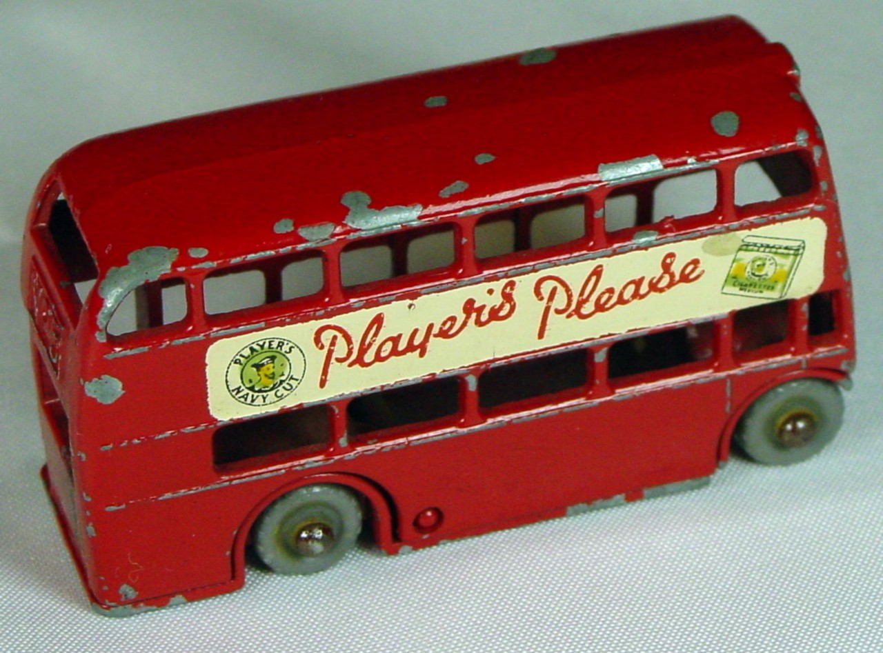 Regular Wheel 05 B 4 - London Bus Players Please 8x18 GW crimped axles Stannard code 9