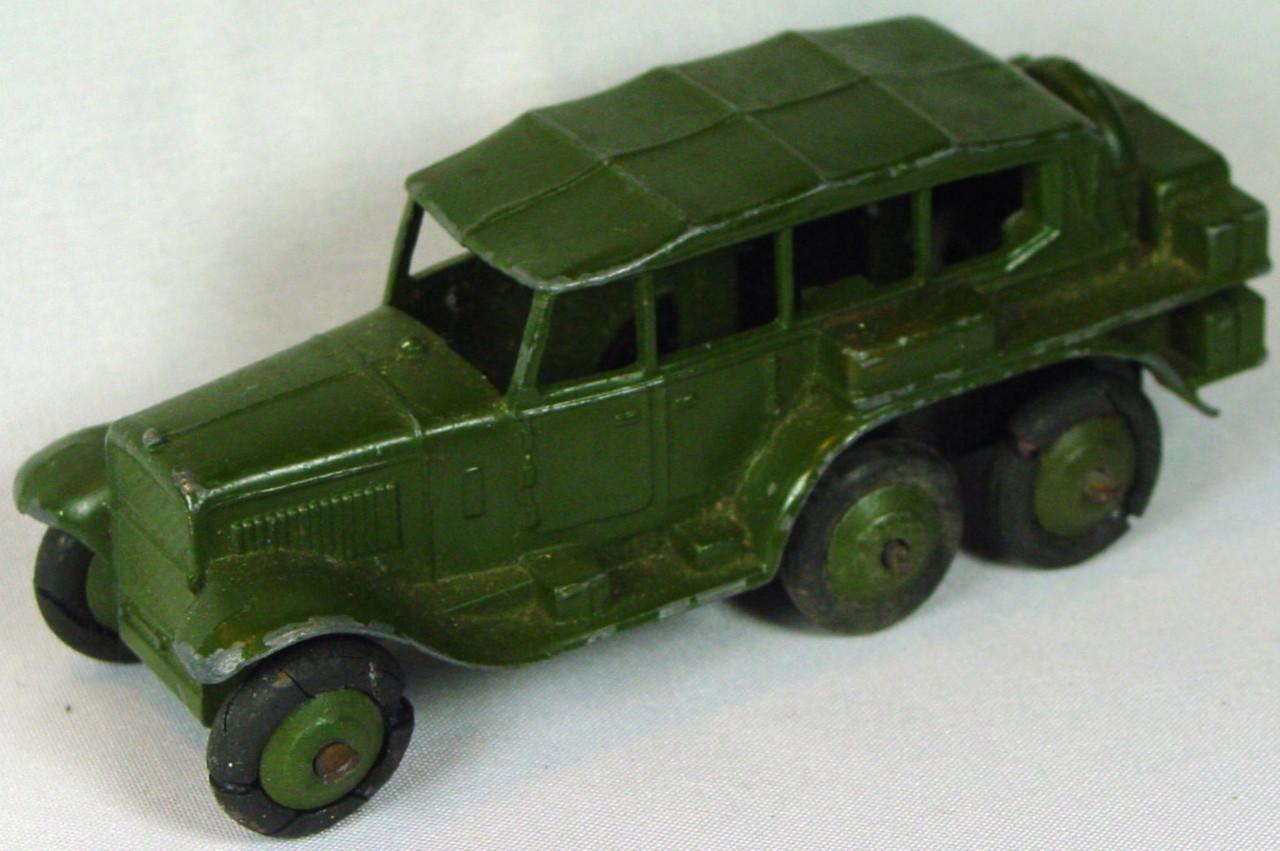 Dinky 152 B - Reconnaissance Car -1 tire