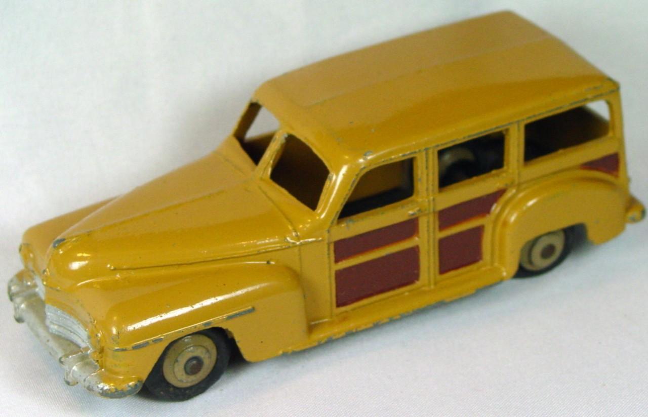 Dinky 27 F - Woody Wagon