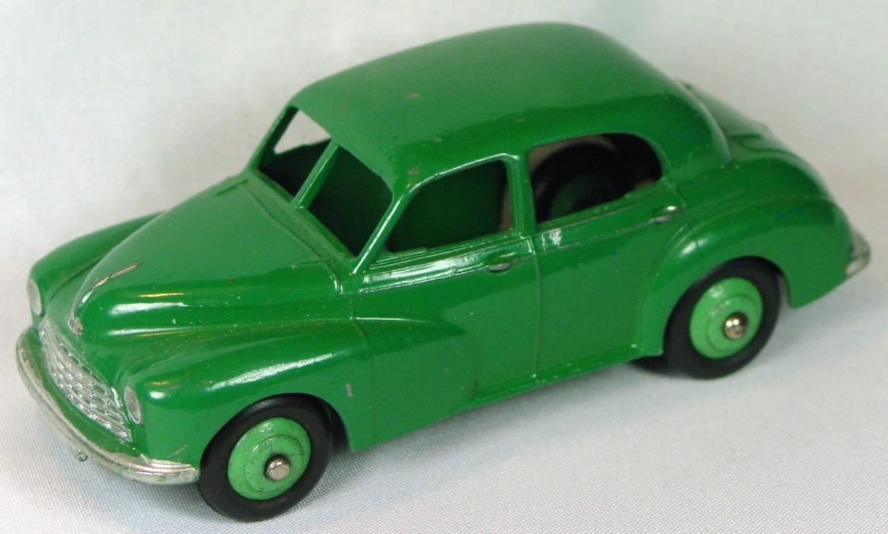 Dinky 40 G - (159) Morris Oxford Green green hubs