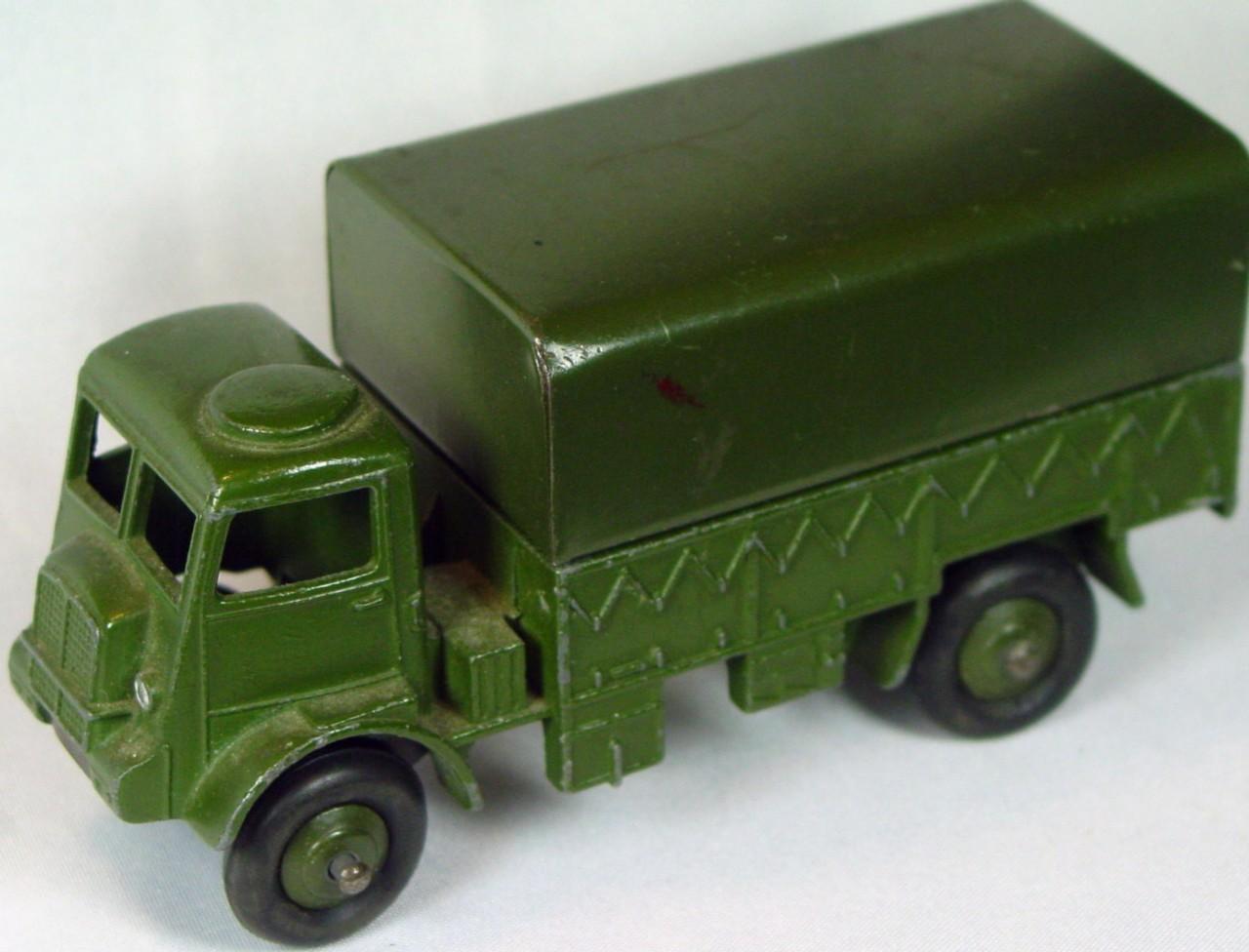 Dinky 623 - Bedford Army Wagon