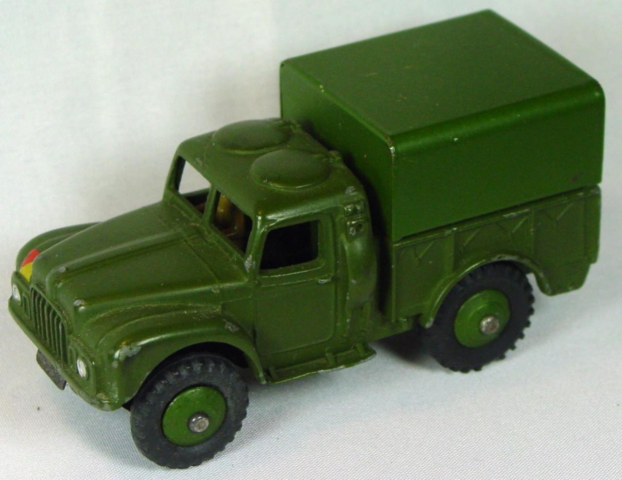 Dinky 641 - Humbar Army 1 Ton Truck