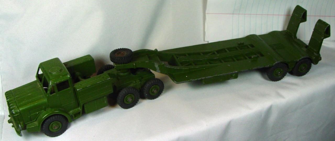 Dinky 660 - Tank Transporter