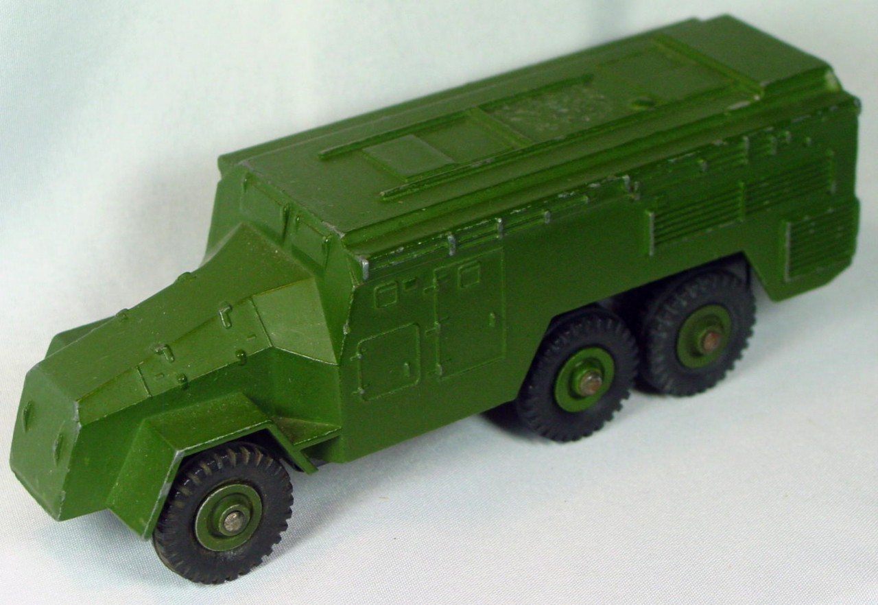 Dinky 677 - Armoured Command Vehicle