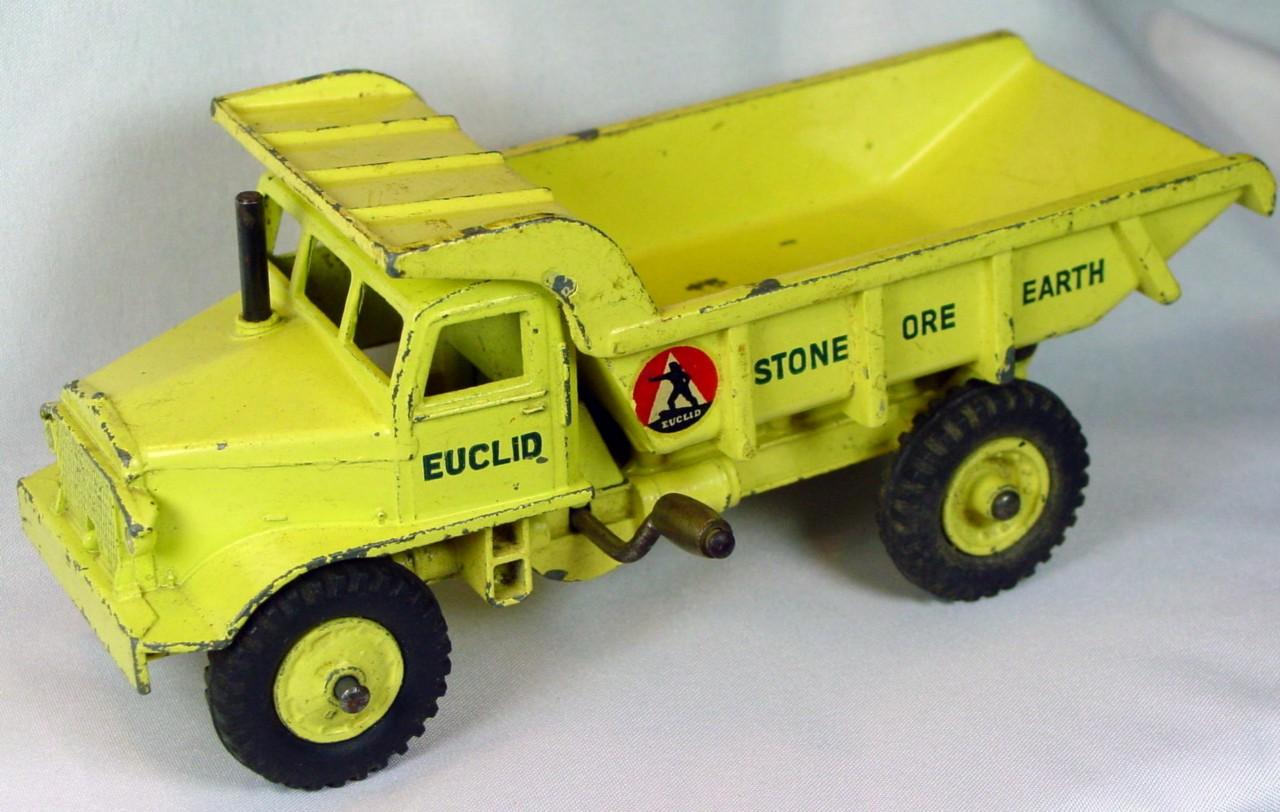 Dinky 965 - Euclid Dumper