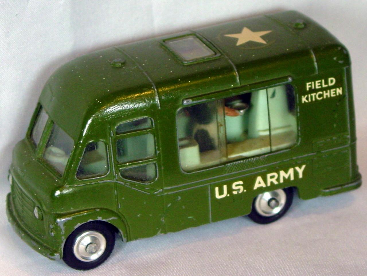 Corgi 359 A - Army Field Kitchen