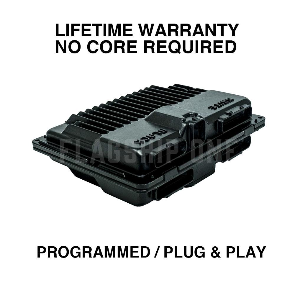 Engine Computer Programmed Plug U0026play 1997 Chevy Suburban 1500 5 7l Pcm Ecm Ecu