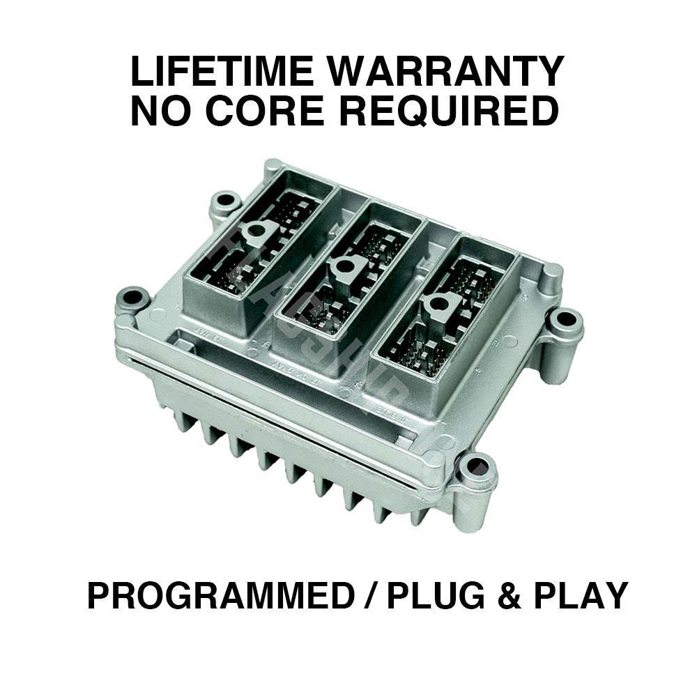 Details about Engine Computer Programmed Plug&Play 2003 Chevy Trailblazer  19210065 4 2L PCM