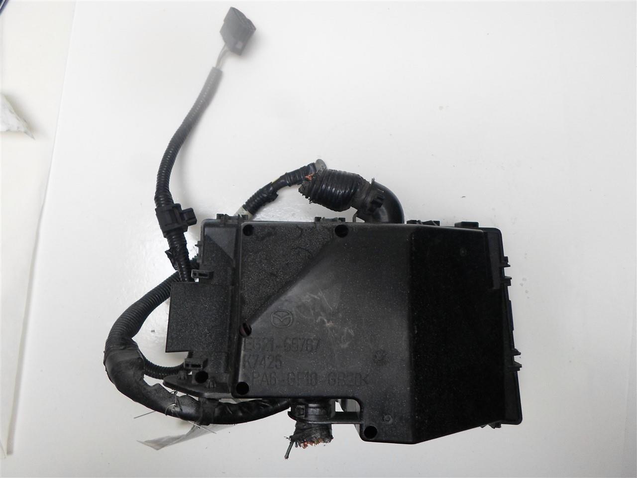 [SCHEMATICS_48IS]  FUSE BOX RELAY MAZDA CX-7 2007 2008 2009 2010 2011 2012 EG21-66767 OEM    eBay   Mazda Cx7 2007 Fuse Box      eBay