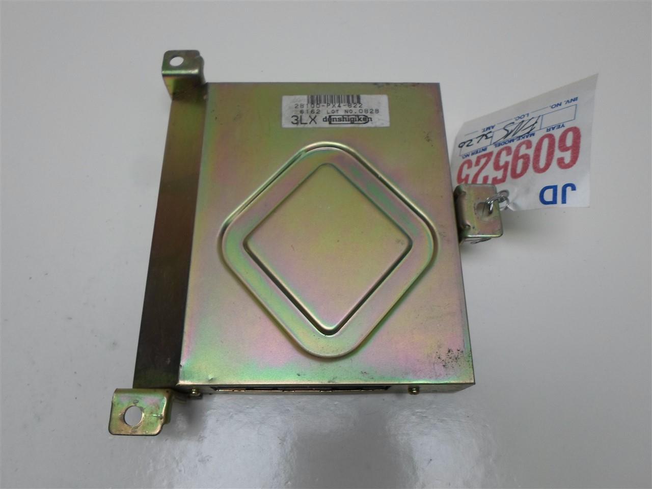 Details About Transmission Control Module Honda Accord 1990 1991 28100 Px4 822 Tcm Tcu Oem