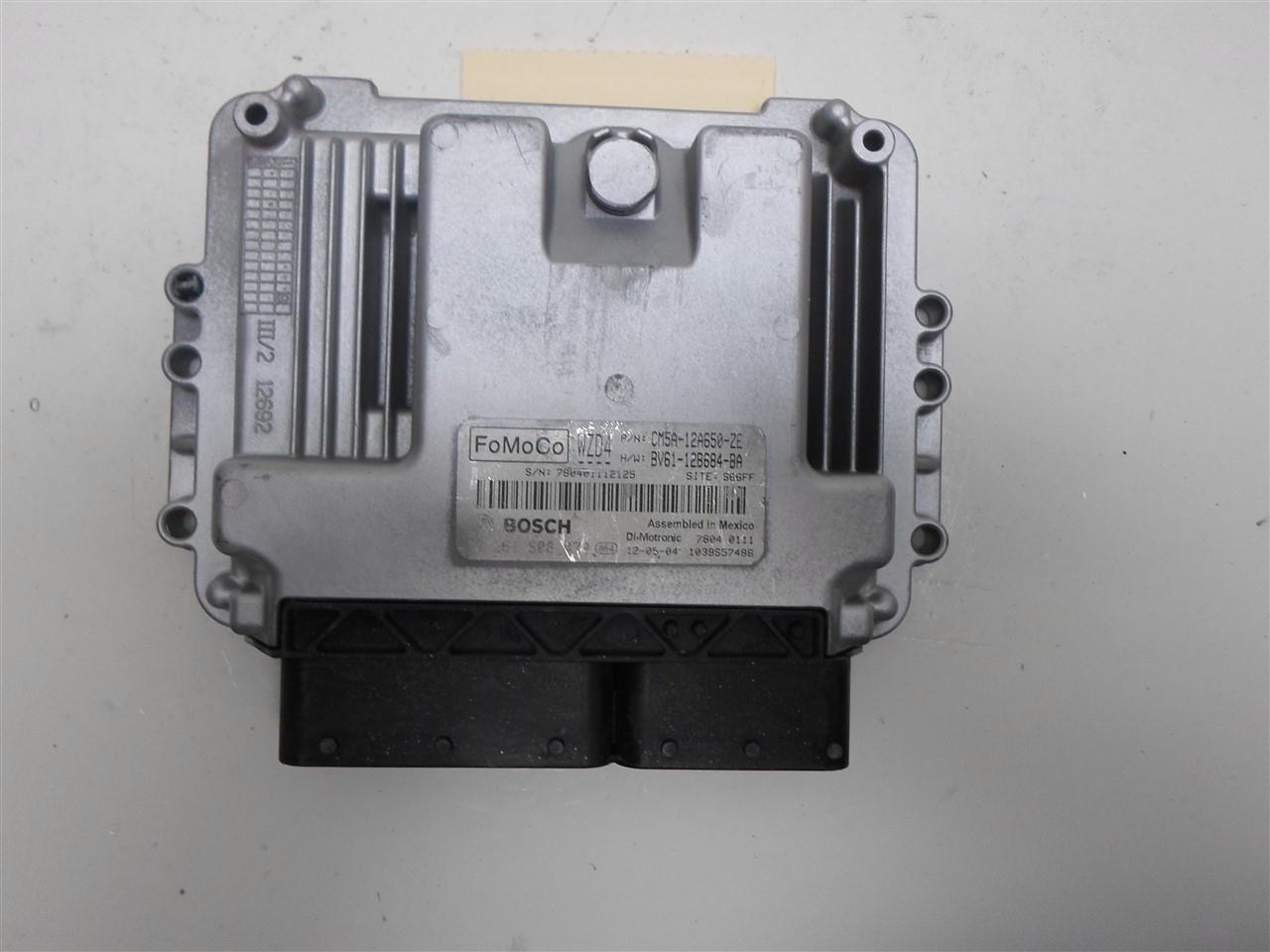 Details About Engine Computer Ford Focus 2017 Cm5a 12a650 Ze Wzd4 Pcm Ecm Ecu Oem