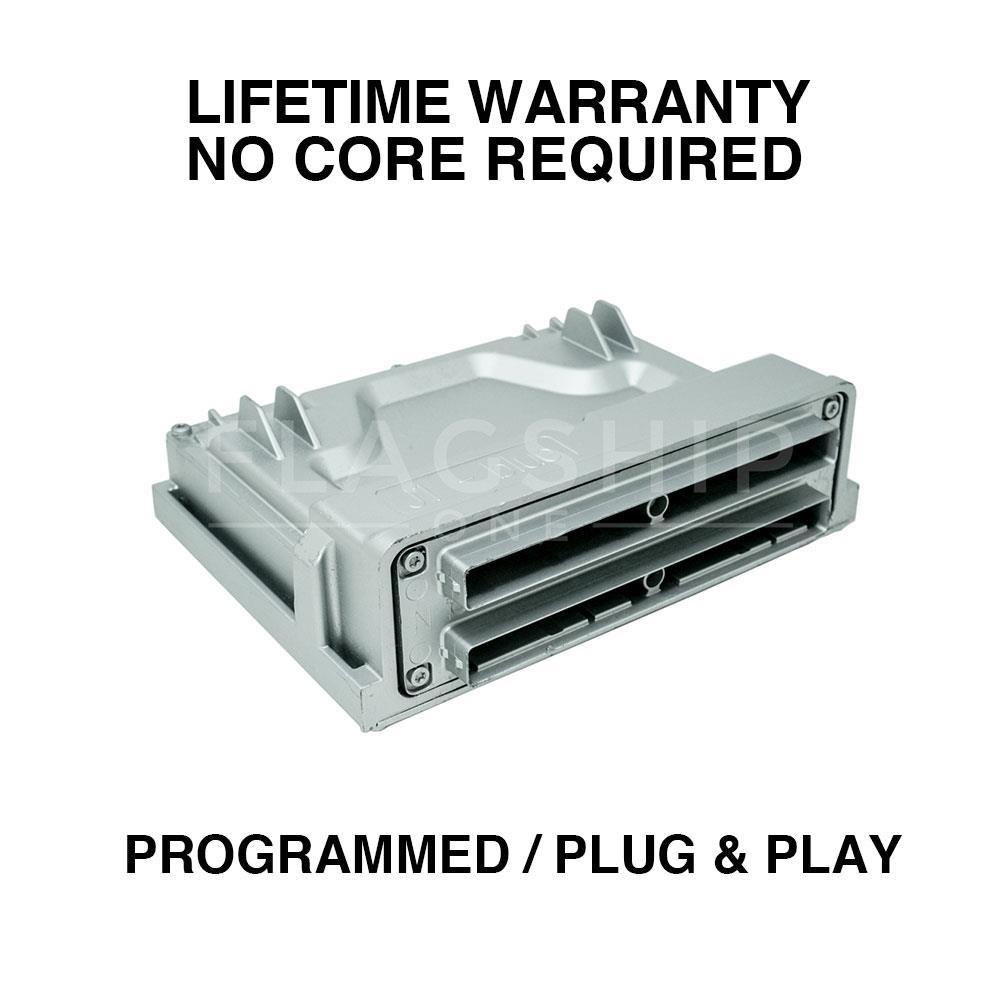 Engine Computer Programmed Plug/&Play 2002 Cadillac Eldorado 12573650 4.6L PCM