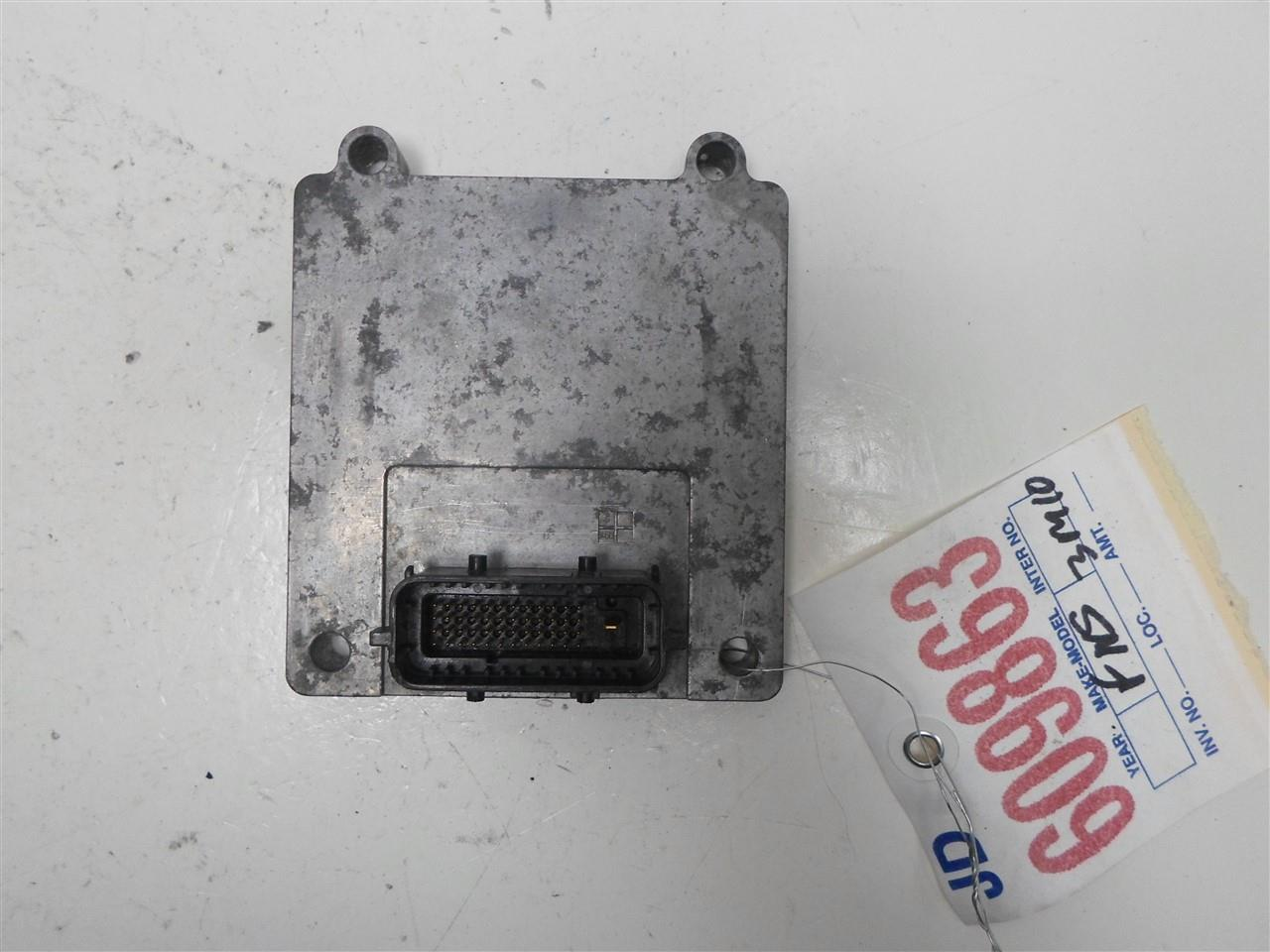 2006 06 Chevrolet Hhr Ion Cobalt Engine Control Module Ecu Ecm Pcm