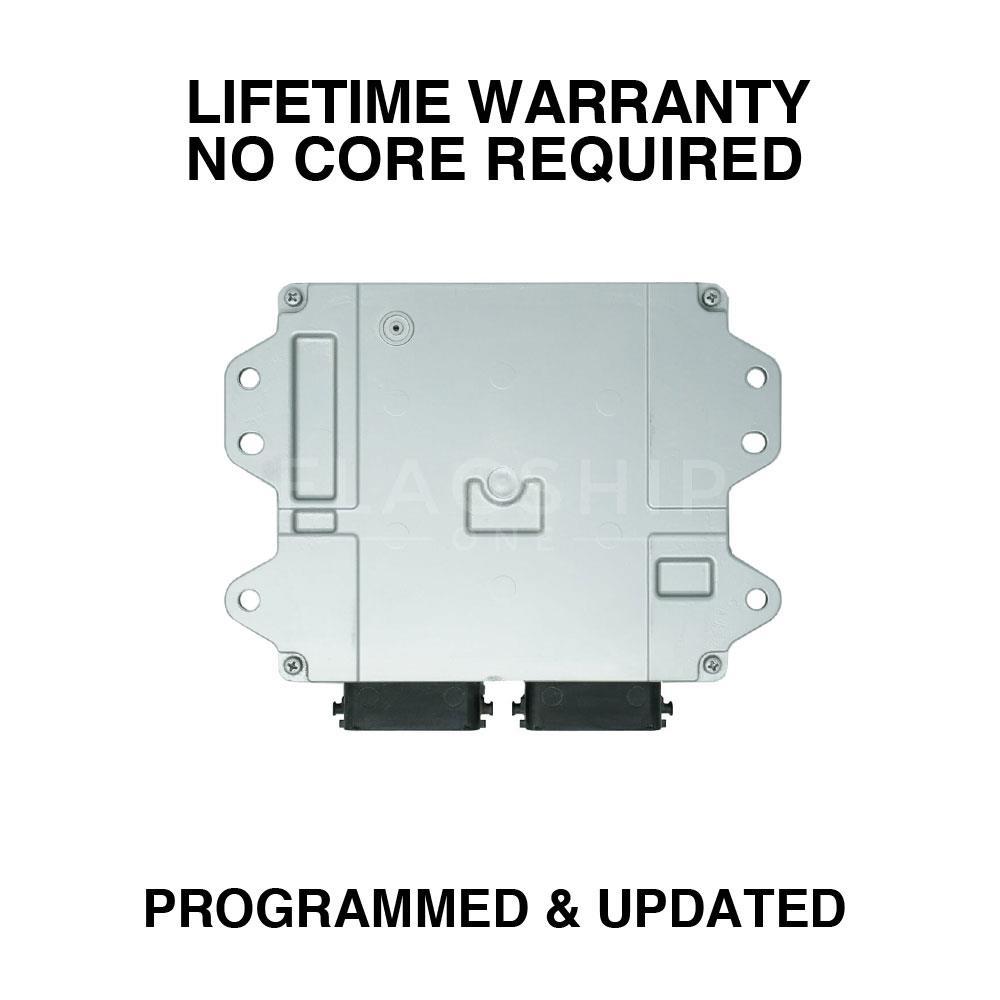 Engine Computer Programmed//Updated 2007 Mazda 3 LFS7-18-881B 2.0L AT PCM ECM OEM