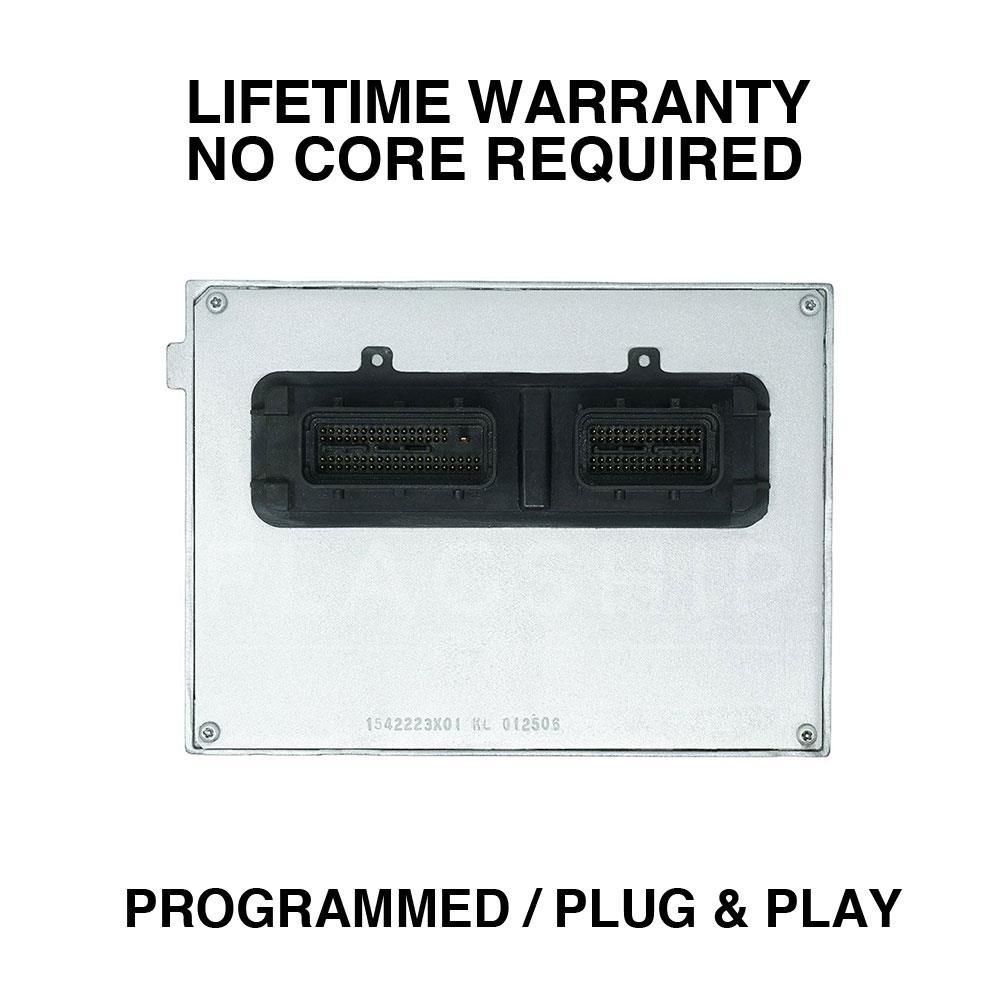 Engine Computer Programmed Plug/&Play 2006 Chevy Malibu PCM ECM ECU