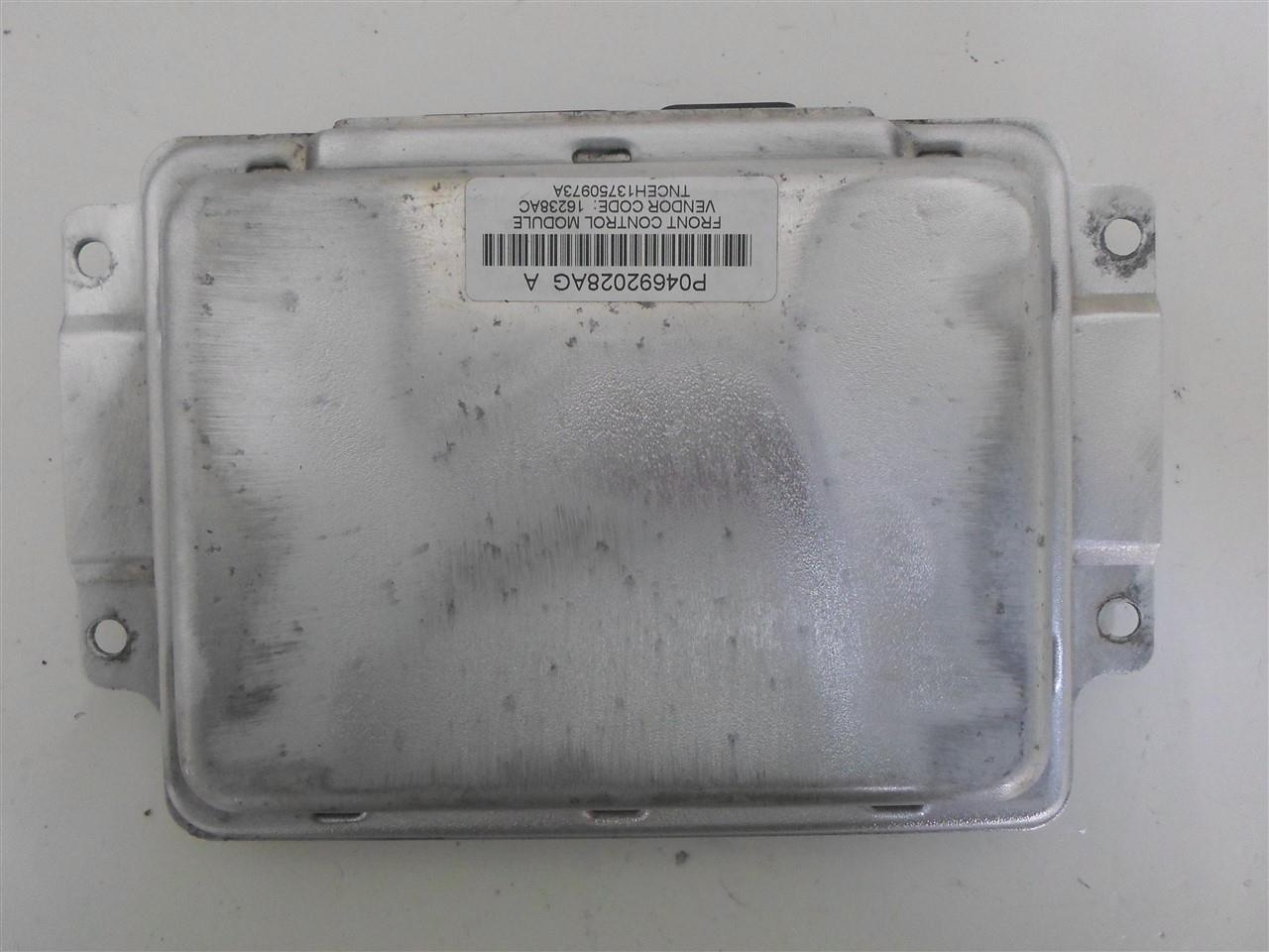 Details About Front Body Control Module Chrysler 300 2006 04692028ag Bcm Oem