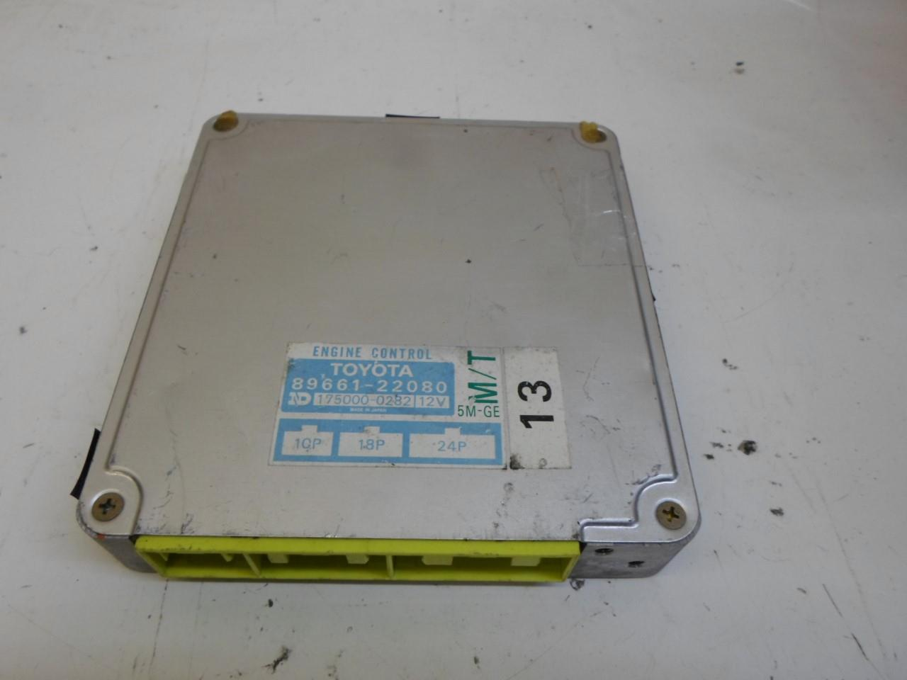 Plug /& Play 1993 Toyota Truck ECU ECM PCM Engine Computer P//N 89661-35710
