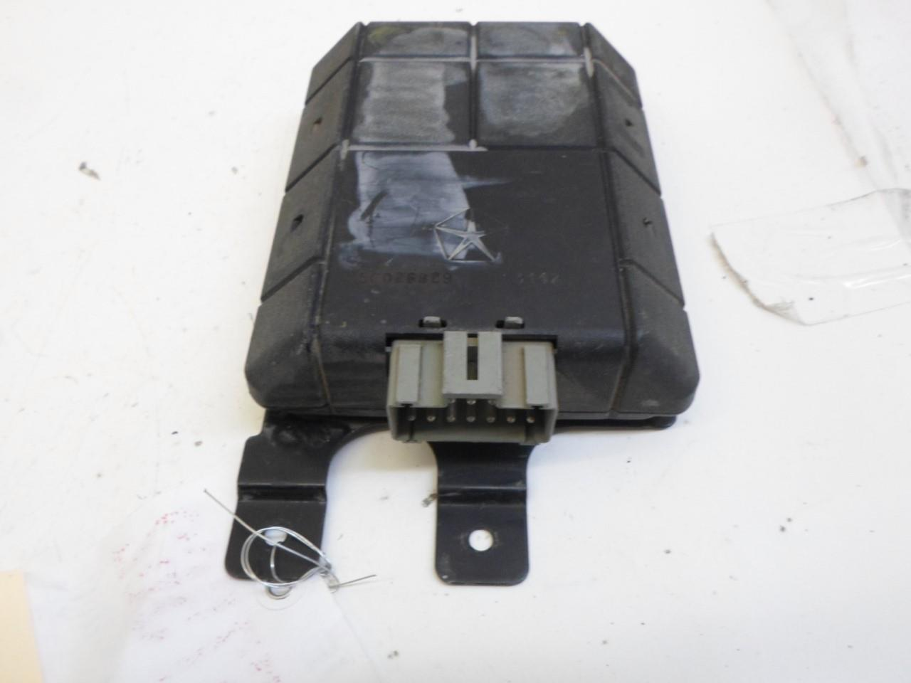 Abs Control Module Dodge Dakota 1992 1993 1994 1995 1996