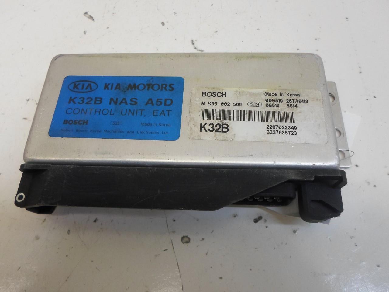2000-2002 Kia Rio TCM transmission computer K32B 18 9E0