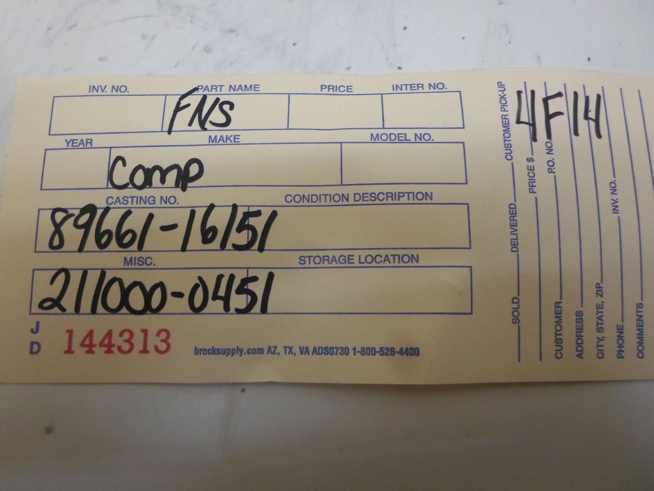 ENGINE COMPUTER PROGRAMMED PLUG&PLAY TOYOTA PASEO 1993 ...