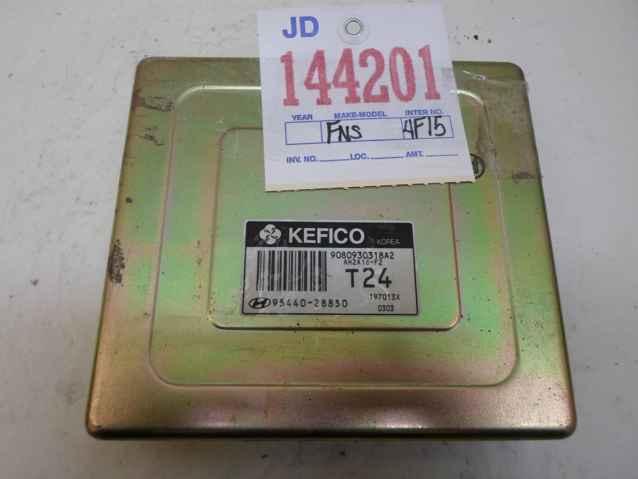 Genuine Hyundai 95440-24800 Electronic Control Unit